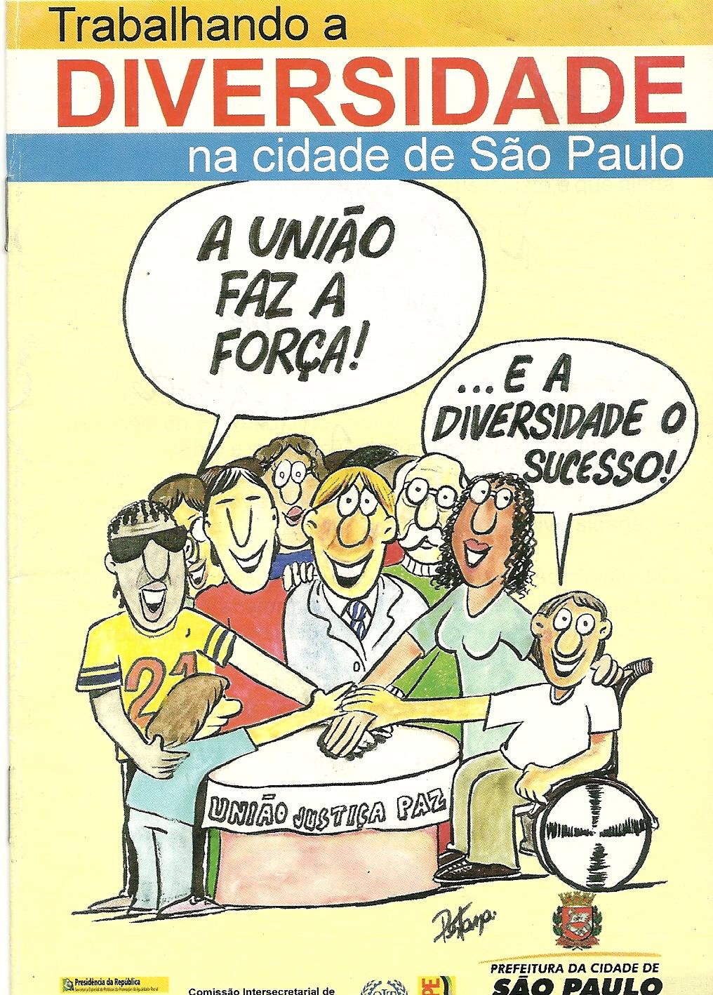 Trabalhando a Diversidade na cidade de São Paulo | Mauricio Pestana